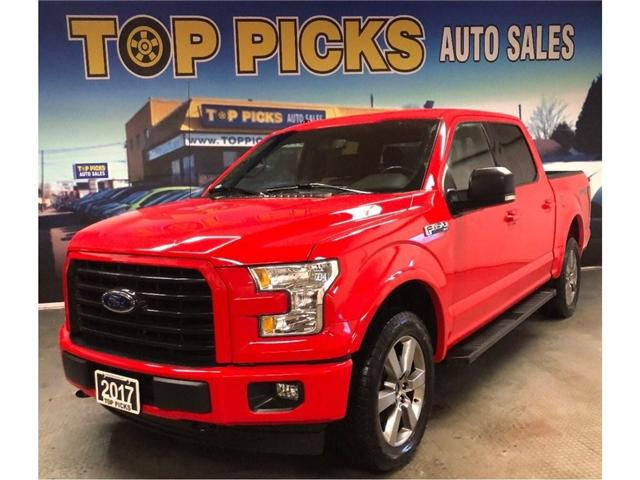 2017 Ford F-150 XLT (Stk: d55622) in NORTH BAY - Image 1 of 27
