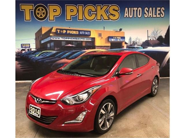2014 Hyundai Elantra Limited (Stk: 139203) in NORTH BAY - Image 1 of 25