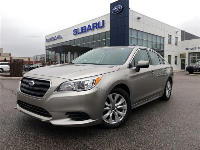2015 Subaru Legacy 2.5i (Stk: P03775) in RICHMOND HILL - Image 1 of 21