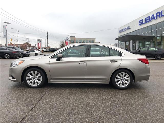 2015 Subaru Legacy 2.5i (Stk: P03775) in RICHMOND HILL - Image 2 of 21