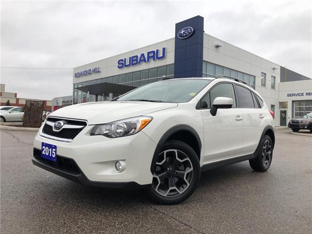 2015 Subaru XV Crosstrek Touring (Stk: LP0224) in RICHMOND HILL - Image 1 of 22