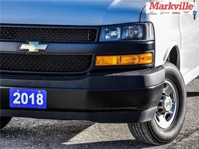 2018 Chevrolet Express 2500 EXT CARGO- GM CERTIFIED PRE-OWNED (Stk: P6247) in Markham - Image 9 of 23