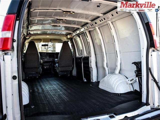 2018 Chevrolet Express 2500 EXT CARGO- GM CERTIFIED PRE-OWNED (Stk: P6247) in Markham - Image 21 of 23