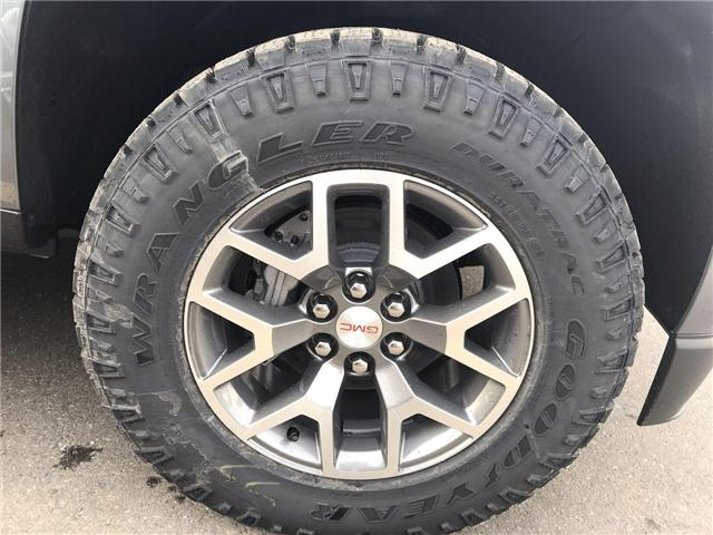 2019 GMC Canyon All Terrain w/Leather (Stk: 201264) in Lethbridge - Image 10 of 21