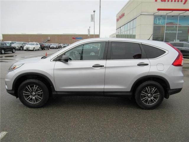 2015 Honda CR-V LX, with upgraded ALLOY Rims!!! (Stk: 8146314A) in Brampton - Image 2 of 26