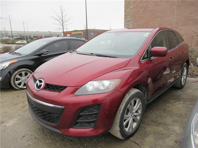 2010 Mazda CX-7 GS, GREAT VALUE!! (Stk: 8811946A) in Brampton - Image 1 of 9