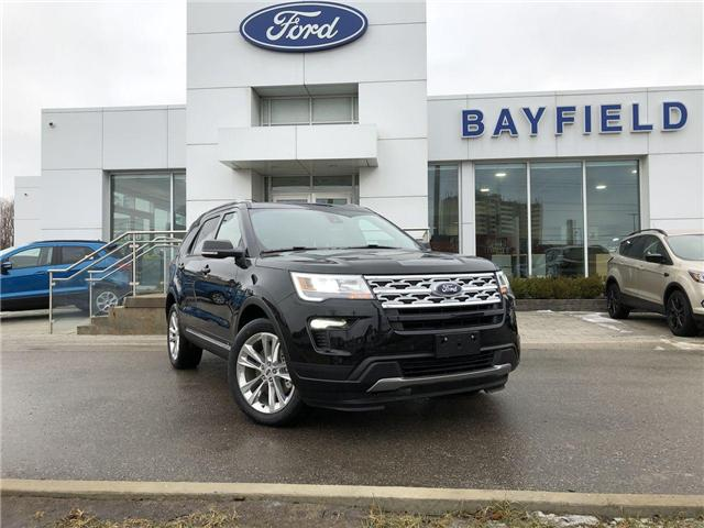 2019 Ford Explorer XLT (Stk: EX19058) in Barrie - Image 1 of 26