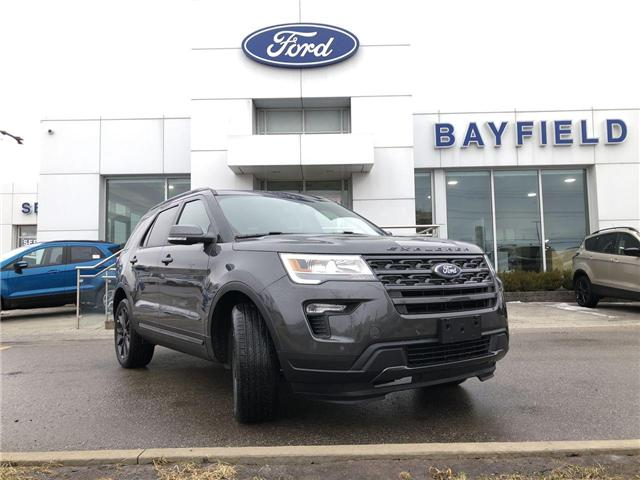 2019 Ford Explorer XLT (Stk: EX19050) in Barrie - Image 1 of 23