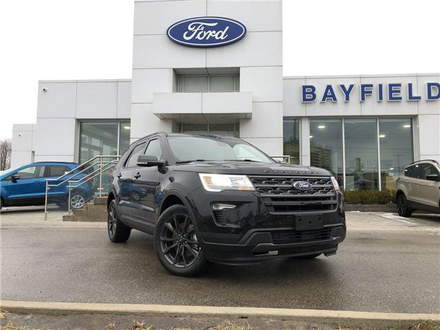 2019 Ford Explorer XLT (Stk: EX19040) in Barrie - Image 1 of 28