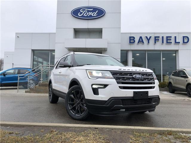 2019 Ford Explorer XLT (Stk: EX19051) in Barrie - Image 1 of 27