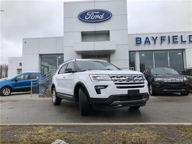 2019 Ford Explorer XLT (Stk: EX19045) in Barrie - Image 1 of 23
