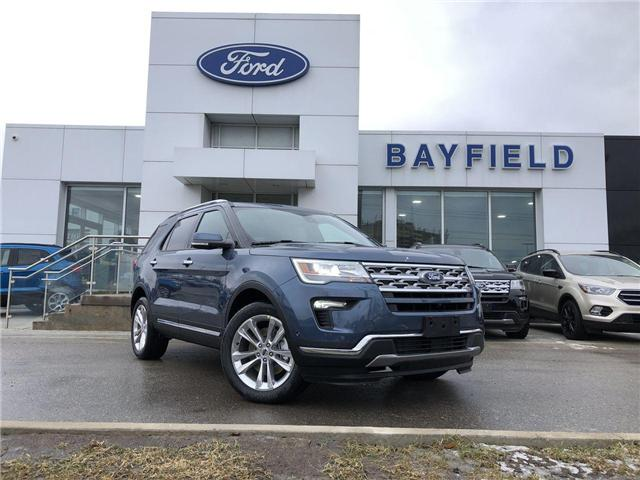 2019 Ford Explorer Limited (Stk: EX19061) in Barrie - Image 1 of 28