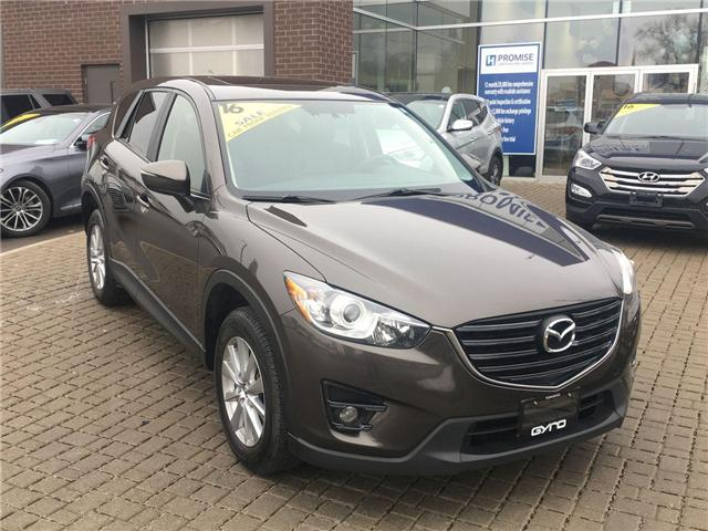 2016 Mazda CX-5 GS (Stk: 28333A) in East York - Image 2 of 30