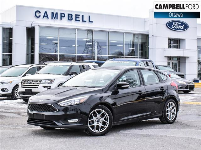 2016 Ford Focus SE AUTO-AIR--SALE PRICED (Stk: 945940) in Ottawa - Image 1 of 22