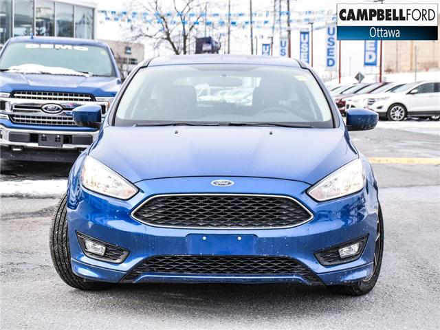 2018 Ford Focus SE AUTO AIR 9,000 KMS (Stk: 945681) in Ottawa - Image 2 of 23