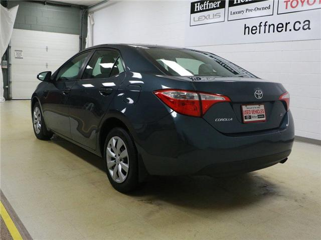 2014 Toyota Corolla LE (Stk: 186517) in Kitchener - Image 2 of 27