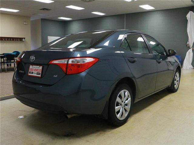 2014 Toyota Corolla LE (Stk: 186517) in Kitchener - Image 3 of 27