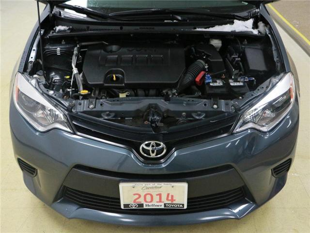 2014 Toyota Corolla LE (Stk: 186517) in Kitchener - Image 24 of 27