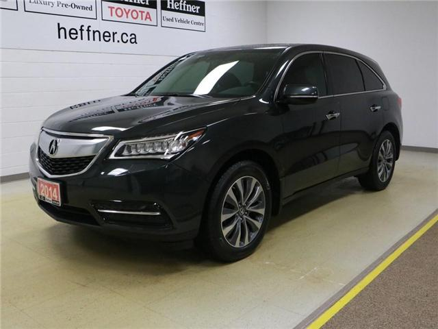 2014 Acura MDX Navigation Package (Stk: 187356) in Kitchener - Image 1 of 30