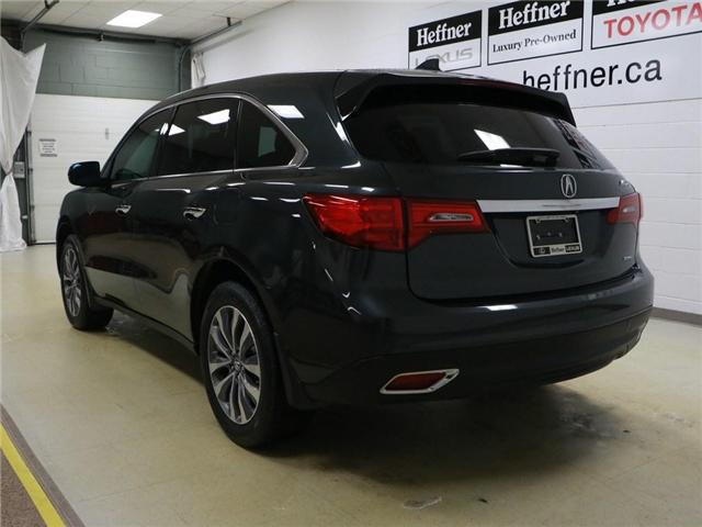 2014 Acura MDX Navigation Package (Stk: 187356) in Kitchener - Image 2 of 30