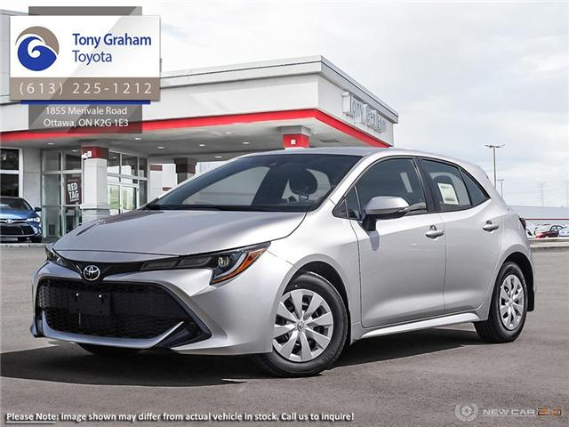 2019 Toyota Corolla Hatchback SE Upgrade Package (Stk: 57765) in Ottawa - Image 1 of 23