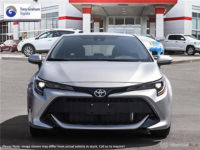 2019 Toyota Corolla Hatchback SE Upgrade Package (Stk: 57765) in Ottawa - Image 2 of 23