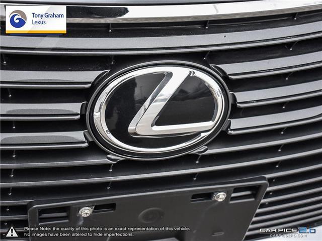 2016 Lexus ES 350 Base (Stk: P7516A) in Ottawa - Image 9 of 28