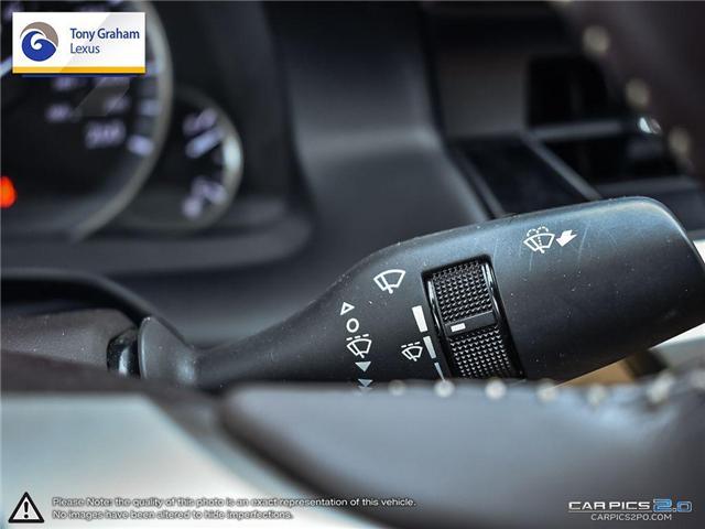 2016 Lexus ES 350 Base (Stk: P7516A) in Ottawa - Image 18 of 28