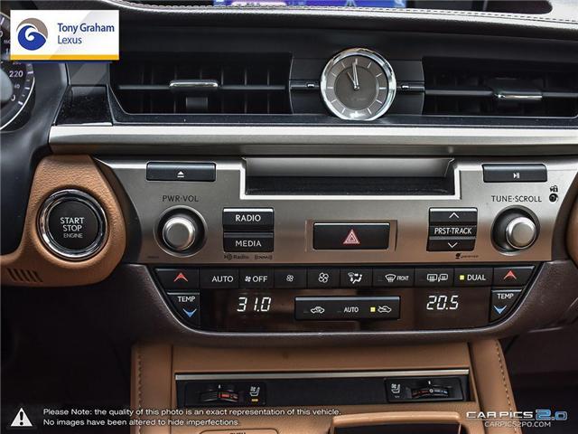 2016 Lexus ES 350 Base (Stk: P7516A) in Ottawa - Image 20 of 28