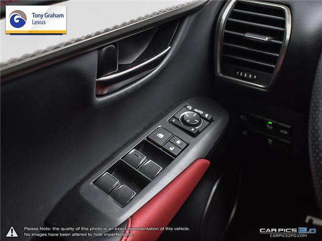 2018 Lexus NX 300 Base (Stk: Y3302) in Ottawa - Image 16 of 29