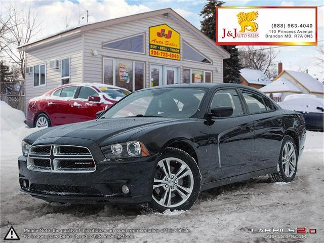 2012 Dodge Charger SXT (Stk: J18115-1) in Brandon - Image 1 of 27