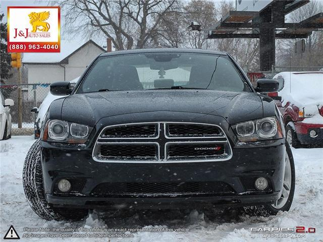 2012 Dodge Charger SXT (Stk: J18115-1) in Brandon - Image 2 of 27
