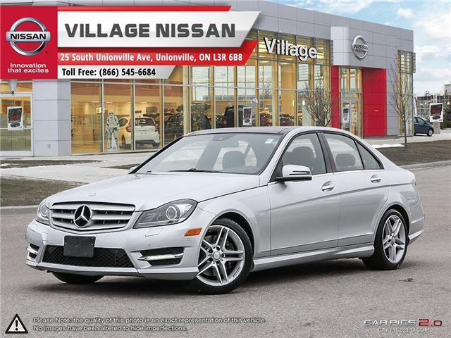 2012 Mercedes-Benz C-Class Base (Stk: 80925A) in Unionville - Image 1 of 27