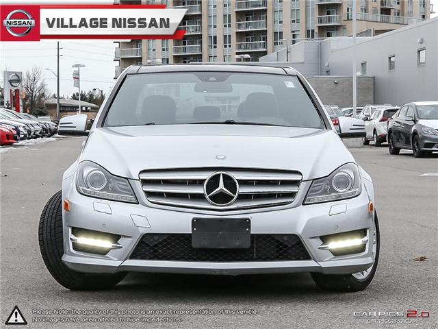 2012 Mercedes-Benz C-Class Base (Stk: 80925A) in Unionville - Image 2 of 27
