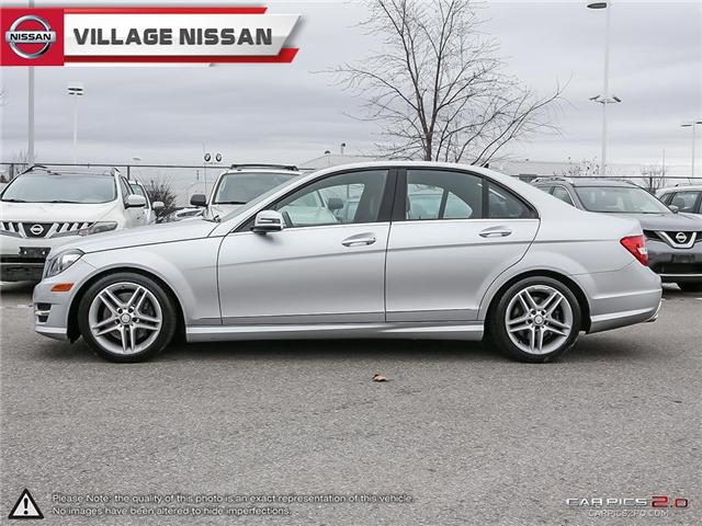 2012 Mercedes-Benz C-Class Base (Stk: 80925A) in Unionville - Image 3 of 27