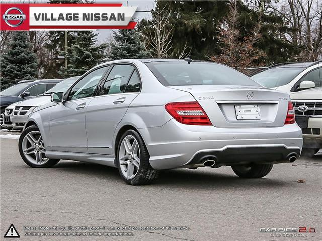 2012 Mercedes-Benz C-Class Base (Stk: 80925A) in Unionville - Image 4 of 27