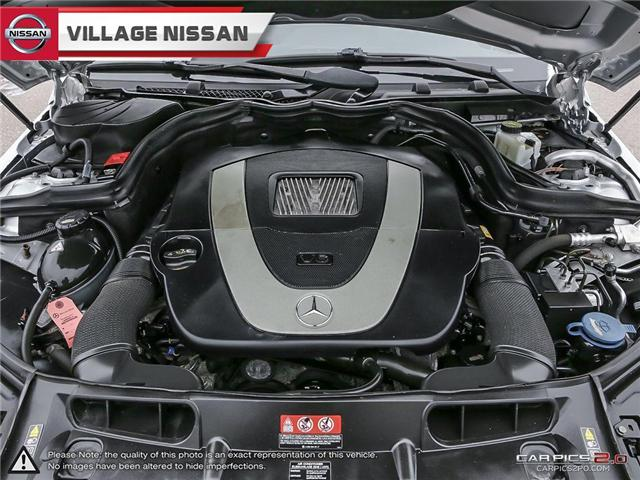 2012 Mercedes-Benz C-Class Base (Stk: 80925A) in Unionville - Image 8 of 27