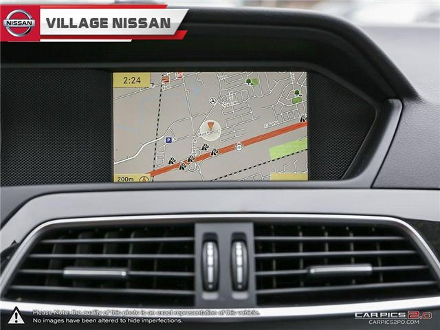 2012 Mercedes-Benz C-Class Base (Stk: 80925A) in Unionville - Image 21 of 27