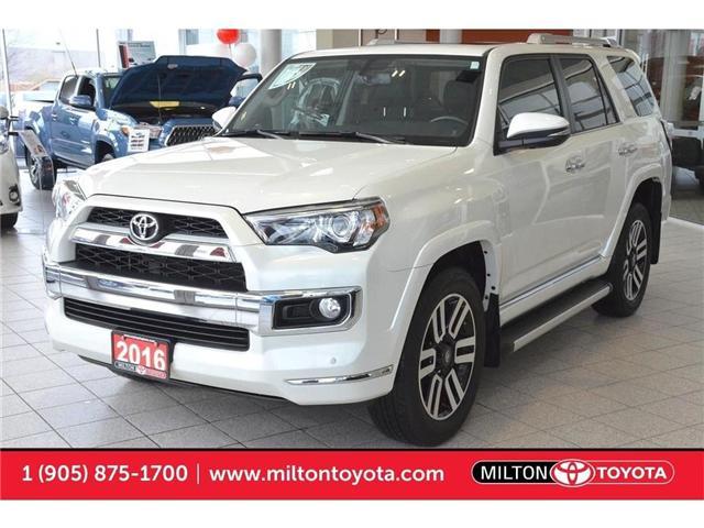 2016 Toyota 4Runner SR5 (Stk: 332428) in Milton - Image 1 of 41