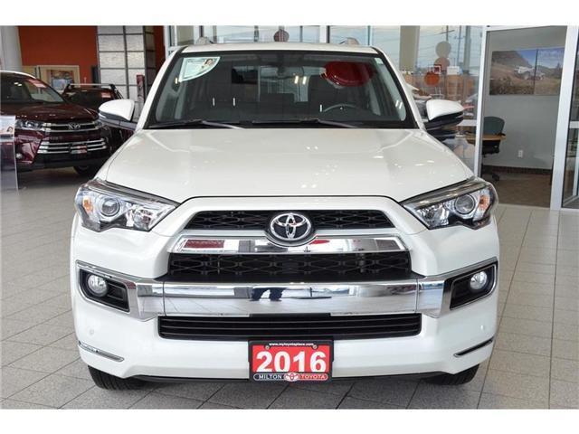 2016 Toyota 4Runner SR5 (Stk: 332428) in Milton - Image 2 of 41