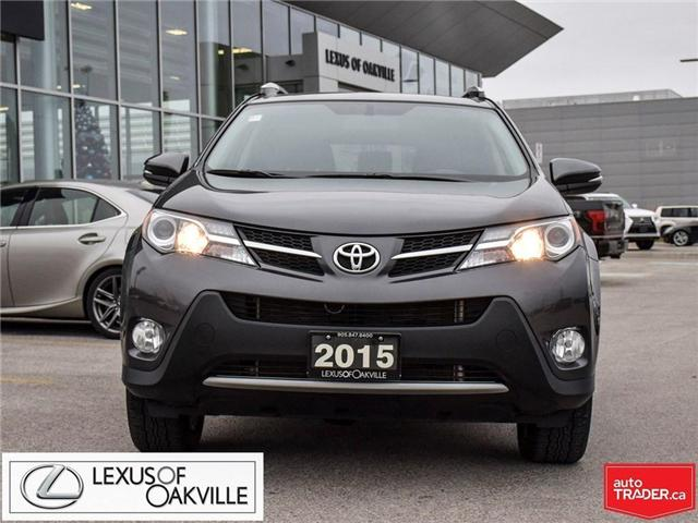 2015 Toyota RAV4 Limited (Stk: 18397a) in Oakville - Image 3 of 20