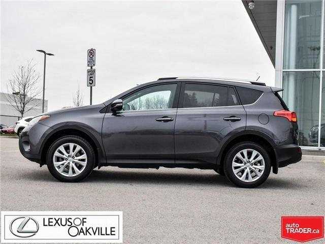 2015 Toyota RAV4 Limited (Stk: 18397a) in Oakville - Image 4 of 20