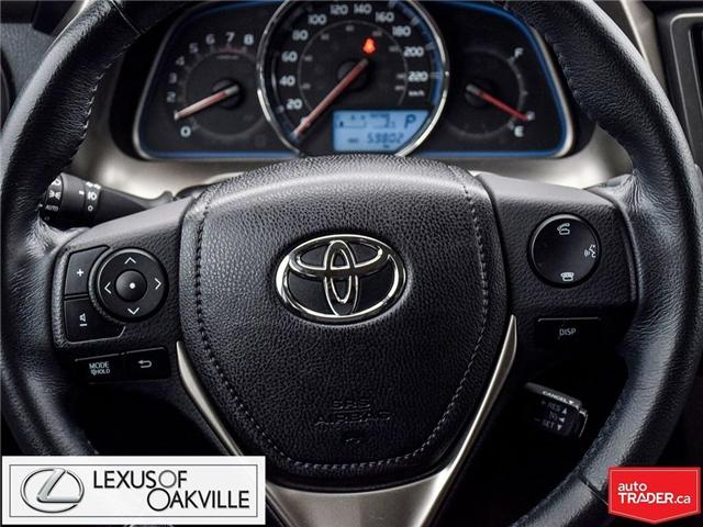 2015 Toyota RAV4 Limited (Stk: 18397a) in Oakville - Image 17 of 20