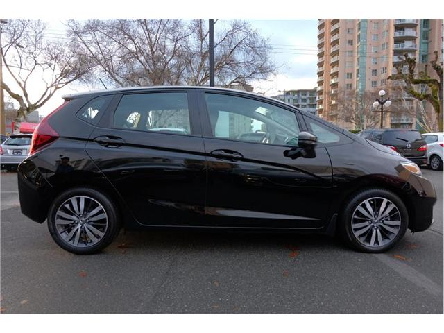 2016 Honda Fit EX (Stk: 247105A) in Victoria - Image 8 of 21