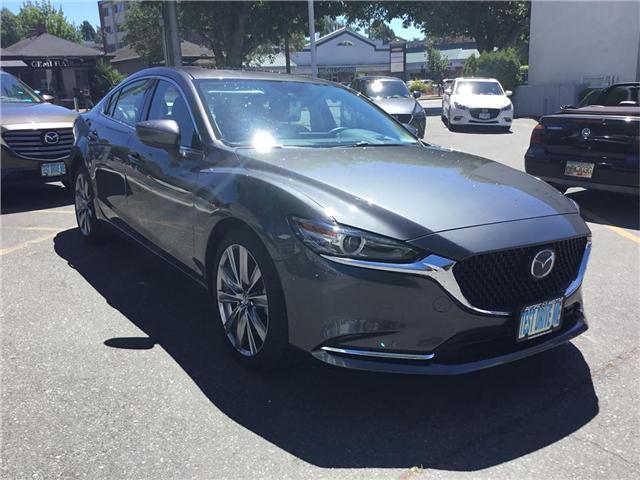 2018 Mazda MAZDA6 GT (Stk: 309649) in Victoria - Image 1 of 6