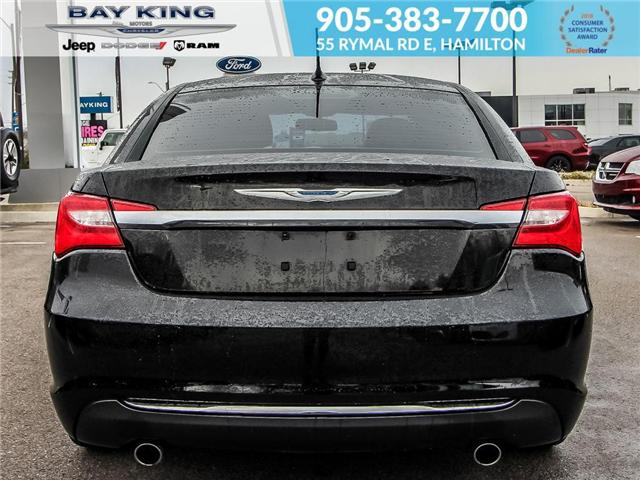 2013 Chrysler 200 Limited (Stk: 197076A) in Hamilton - Image 18 of 21