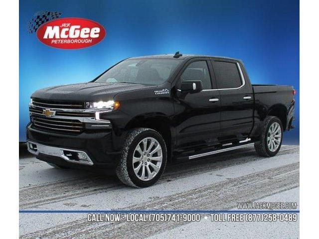2019 Chevrolet Silverado 1500 High Country (Stk: 19302) in Peterborough - Image 1 of 5