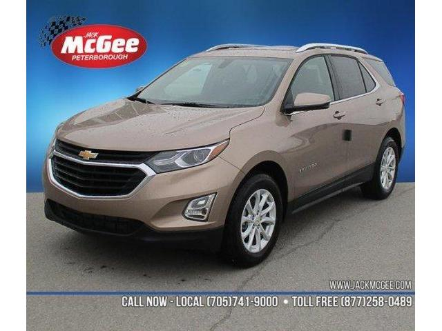 2019 Chevrolet Equinox LT (Stk: 19317) in Peterborough - Image 1 of 3
