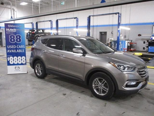 2018 Hyundai Santa Fe Sport 2.4 Luxury (Stk: MX1047) in Ottawa - Image 1 of 20