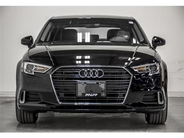 2019 Audi A3 40 Komfort (Stk: T16137) in Vaughan - Image 2 of 16